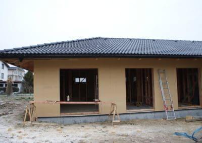 Drevostavba bungalov