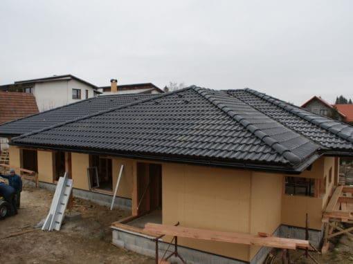 Rodinný dom bungalov – Turčianske Teplice