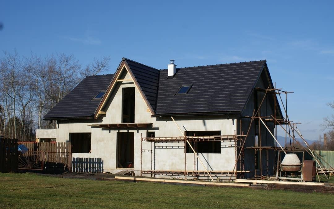 Nízkoenergetický rodinný dom – Turčianske Teplice