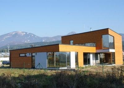 Nizkoenergetický dom