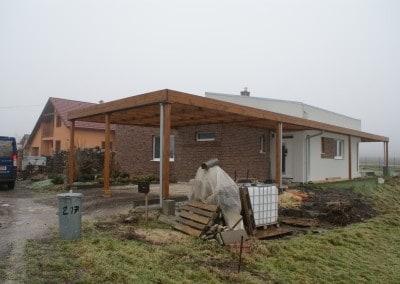Prestrešenie terás