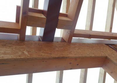 hranoly drevenej konštrukcie