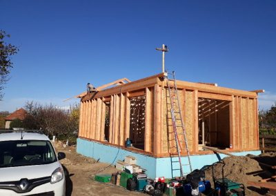 pasívny nízkoenergetický dom
