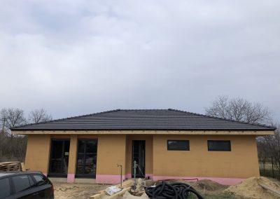 pasívny nízkoenergetický drevodom bungalov